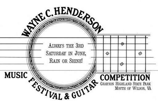 Wayne Henderson Festival logo