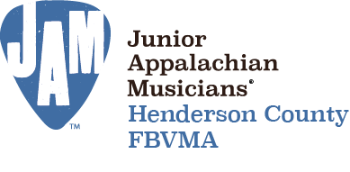 Henderson Co. FBVMA JAM Logo