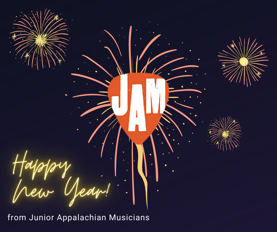 Happy New Year from JAM!
