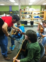 Guitar Class at Lays Hardware Center