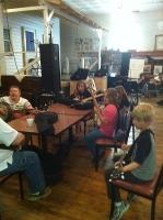 Banjo Class, Take 3