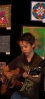 Young Guitar Picker